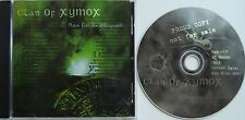 ⭐⭐ Clan Of Xymox ⭐ NOTES FROM THE UNDERGROUND  ⭐  PROMO CD  ⭐  FOR COLLECTORS ⭐⭐