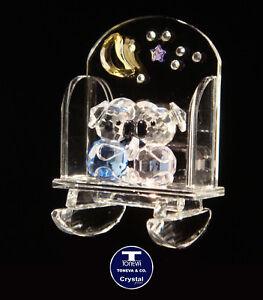 "[SPECIAL OFFER] ""Rocking Koala Twilight"" Austrian Crystal Figurine was AU$56.00"