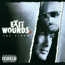 Exit Wounds (2001) Dmx, Black Child feat. Ja Rule, Nas, Trick Daddy feat... [CD]
