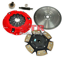 XTR STAGE 3 CLUTCH KIT+HD FLYWHEEL for 92-05 HONDA CIVIC DEL SOL 1.5L 1.6L 1.7L