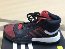 Adidas Marquee Boost Herren Basketball Schuhe Sneaker schwarz-rot Sneaker G27735