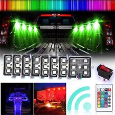 RGB LED Interior&Underbody Light Kit Car Truck Trailer Camper Ambient Lighting