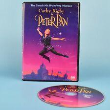 Cathy Rigby is Peter Pan DVD
