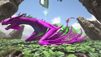 ark survival evolved XBOX PVE Level 160 Joker Fire Wyvern Clone