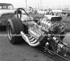 Champion Speed Shop So San Francisco Jim McLennan 8x10 Photo NHRA Dragster