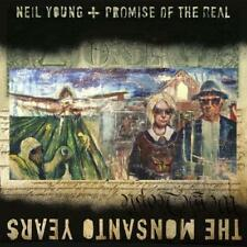 The Monsanto Years von Neil+Promise Of The Real Young (2015)