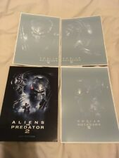 ALIEN VS PREDATOR AVP REQUIEM PROMOTIONAL CAR TATTOOS / TRANSFERS  RARE SET OF 3