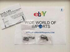 TRANSGO E4OD 4R100 E4-VL-LR3 Accumulator valves 3PC kit E4 4R1 Ford Heavy Duty
