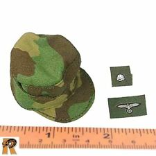 TC62025 A - Hat (Italian Camo) w/ Insignia - 1/6 Scale - Toys City Action Figure