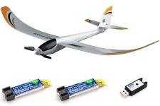 E-Flite EFLU2980 UMX Radian BNF Electric AirPlane w/ Free 2nd Battery