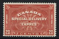 Canada SG# S7, SC# E5, Mint Hinged - Lot 101616