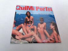 """QUIMI PORTET """"LA TERRA ES PLANA"""" CD SINGLE 2 TRACKS COMO NUEVO EL ULTIMO DE LA F"""