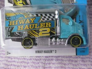 "Hot Wheels  "" Hiway Hauler 2 "" from 2014"