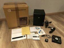 HP Proliant N54L Microserver 10TB 16GB ECC 120GB SSD + RAC (NAS Xpenology)
