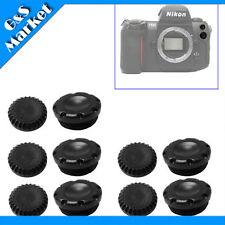 5PCS 10-Pin Remote +Flash PC Sync Terminal Cap Cover For Nikon D200 D2X