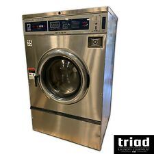 '94 Dexter 30lb As Is *Package Of 2* Washers 3Phase Laundromat Huebsch Unimac