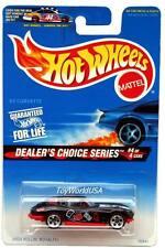 1997 Hot Wheels #568 Dealer's Choice #4 '63 Chevy Corvette