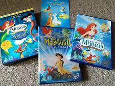 The Little Mermaid / Little Mermaid (DVD, 2-Disc Set, Box Set)