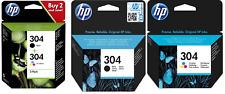 HP 304 Multipack Original Patrone DeskJet 2630 3720 3730 3735 3750 3760 5020