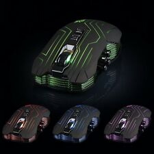 Pro 9D 3200DPI Optical 2.4G Wireless Gaming Mouse For DotA FPS Laptop PC