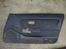 1987 NISSAN 300zx PASSENGER DOOR PANEL Charcoal grey z31 1987 1988 1989 84-89