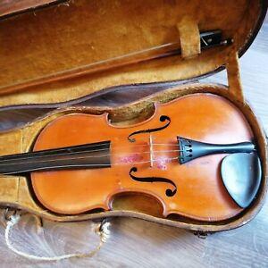 violon 4/4 Charles Buthod élève de Vuillaume