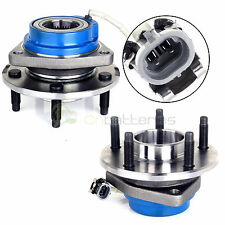 2 New Front Wheel Hub Bearing Assembly For 1997-2012 GM Vehicles w/ABS