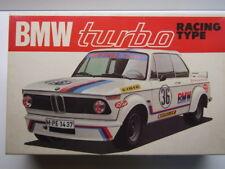 Bandai Vintage 1/20 Scale BMW 2002 Turbo Racing Model Kit New Rare & Motorisable