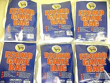 Econo Game Bags Dickson USA made bags 6 pack wholesale lot