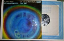 Richard Strauss Also Sprach Zarathustra vinyl LP  SXL6379 DECCA -VGC