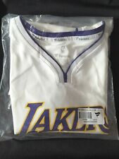 IN PACKAGE! Youth Lakers LeBron James 'Association Edition' Fanatics Jrsy Sz. XL