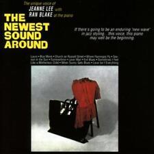 The Newest Sound Around von Jeanne with Ran Blake Lee (2016), Neu OVP, CD