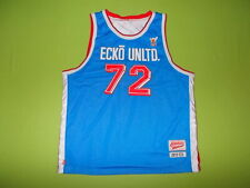 VINTAGE Jersey ECKO UNLTD. (XL) #72 PERFECT !!! Hip-Hop Rap RARE Sleeveless VEST