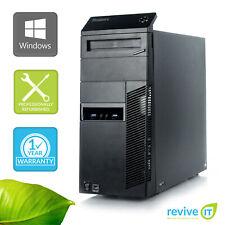 Custom Build Lenovo ThinkCentre M93p MT  i5-4570 3.20GHz Desktop Computer PC
