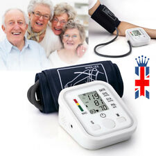 Digital Upper Arm Blood Pressure Monitor Machine Cuff Intellisense 99 Memory