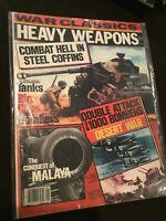 War Classics Heavy Weapons Magazine May 1978