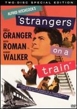 Strangers on a Train [Special Edition] [2 Discs] by Alfred Hitchcock: Used