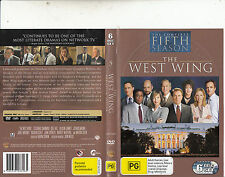 The West Wing-1999/06-TV Series USA-[The Complete Fifth Season-6 Disc Set]-DVD