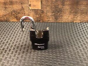 Master Lock 6325 KA Pro Series 10G017 Unlock No Key Heavy Duty 1 Qty