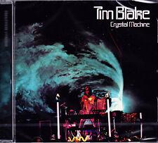 TIM BLAKE crystal machine + bonus (1977) Remastered CD NEU OVP/Sealed