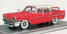 Kess 1958 CHRYSLER NEW YORKER Town & Country Wagon Rouge/Blanc