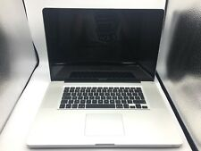 "Apple MacBook Pro A1297 17"" Laptop - MC725LL/A 2011 2.2GHz / 4GB *AS IS!* Broken"