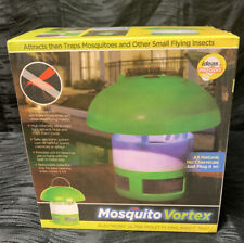 Ideas In Motion Mosquito Vortex UV Electronic Flying Insect Trap Brand New!