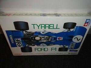 Tamiya 1:12 Tyrrell  Ford F1Plastic Model Kit - New Sealed Box. Last One Left!