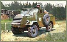 CHEVROLET C15TA  - WW II CANADIAN ARMOURED RECONNAISSANCE CAR 1/35 IBG