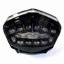 Kawasaki 2008-12 Ninja 250R EX 250 DMP Integrated LED Tail Light - Smoke