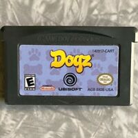 Dogz Nintendo Gameboy Advance Authentic Cartridge TESTED Fast Ship! GBA Dogs