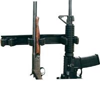 UtilaGrip Shotgun & Rifle Gun Rack - Wall Mount - Adjustable Firearms Storage