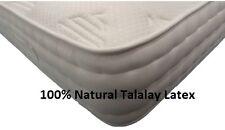 Natural Talalay Latex 3000 Pocket Sprung Mattress 3ft 4ft6 5ft 6ft