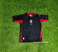 ENGLAND NATIONAL TEAM 2003 2005 GOALKEEPER FOOTBALL SOCCER SHIRT JERSEY MEN M